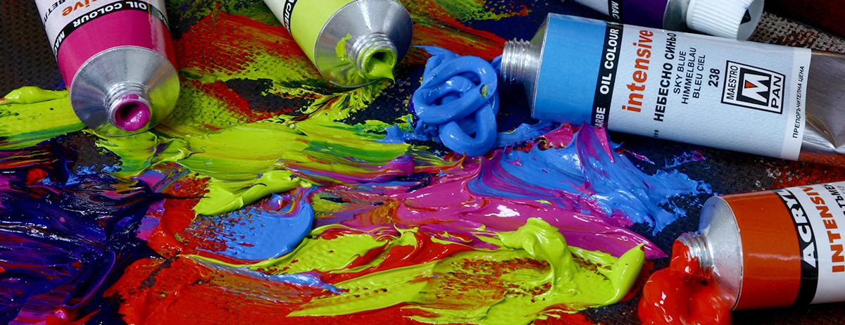 Сделать масляные краски в домашних условиях 706